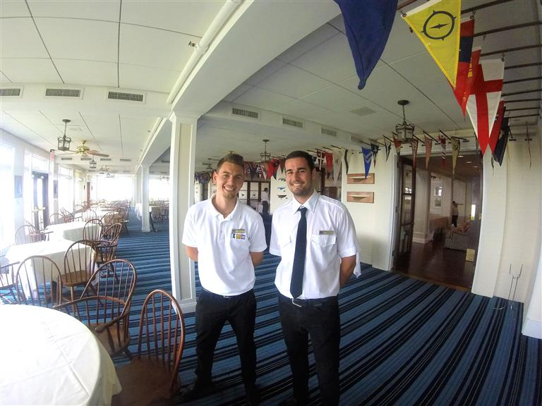 American Yacht Club Interview